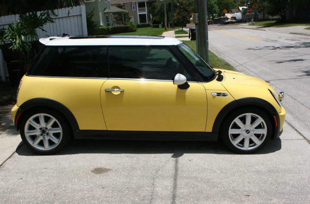 2003 Mini Cooper S For Sale